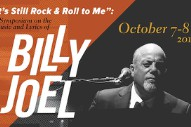 Colorado College Plans First-Ever Scholarly Symposium On Billy Joel