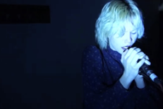 Watch Crystal Castles Preview New Song