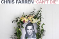 "Chris Farren – ""Human Being"""