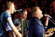 "Watch Coldplay Cover ""Nothing Compares 2 U"" With James Corden In LA"