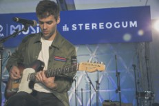 Stereogum Sessions At Lollapalooza 2016: Day Wave Play