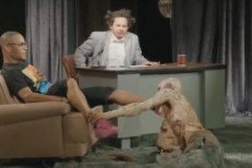 Watch T.I. Walk Off <em>The Eric Andre Show</em> Because Of All The Penises