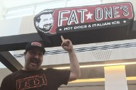 Safety Test At Joey Fatone's Hot Dog Stand Causes Chaos At Orlando Mall