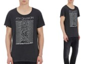 Barneys Selling $200+ Black Flag, Joy Division T-Shirts