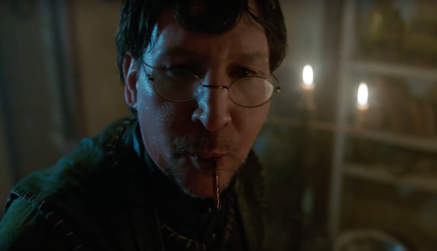 Watch Marilyn Manson Be Gross In The <em>Salem</em> Season 3 Trailer