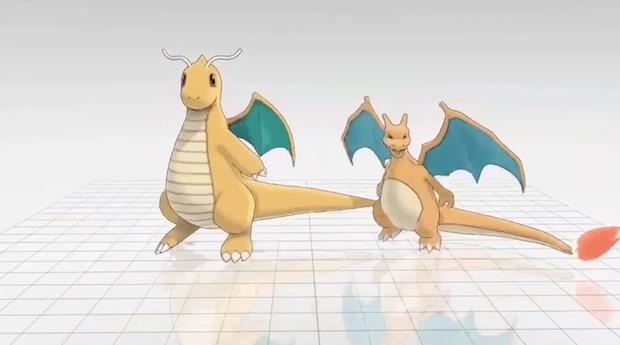 Please Watch These Dragon Pokémon Dance