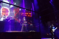 Surprise Ronnie James Dio Hologram Closes German Metal Festival