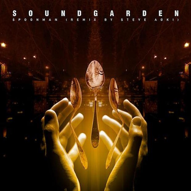 Uh... Soundgarden Just Released An EDM Remix Of