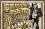 "Steven Tyler Made A Country Version Of ""Janie's Got A Gun"" With Stone Temple Pilots"