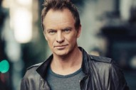 "Sting – ""I Can't Stop Thinking About You"""
