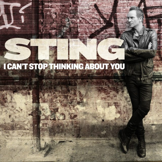"Sting – ""I Can't Stop Thinking About You"" - Stereogum"