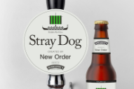 New Order Launch Beer