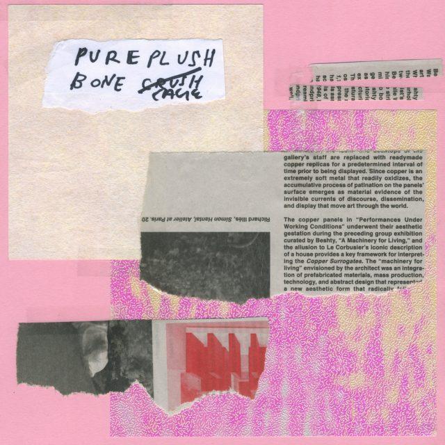 Stream Turtlenecked <em>Pure Plush Bone Cage</em>