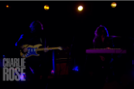 Watch Beach House Play &#8220;Rough Song&#8221; On <em>Charlie Rose</em>