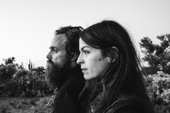 """Sam Beam And Jesca Hoop – """"Milky Way"""" & """"Love Is A Stranger"""" (Eurythmics Cover)"""