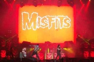 Watch The Misfits Reunite With Glenn Danzig At Riot Fest