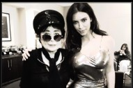 Sean Lennon Defends Yoko Ono Over Backstage Photo With Kim Kardashian