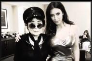 Sean Lennon Defends Yoko Ono Over Backstage Photo With Kim Kardashian