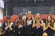 Watch Members Of Arcade Fire, The Strokes, & Vampire Weekend Play In Pop Vs. Jock IV Basketball Game