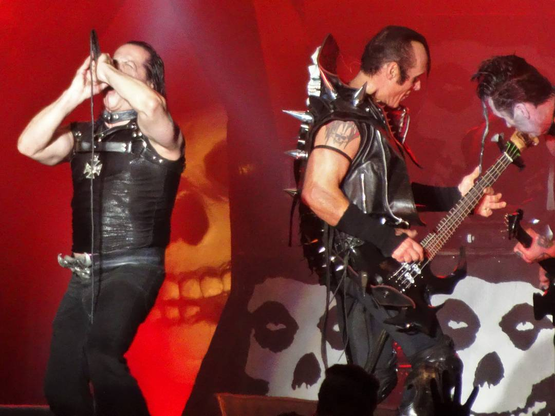 Danzig Says The Misfits Reunion Is Over, Despite What Jerry Only Thinks