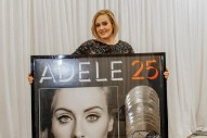 Adele&#8217;s <em>25</em> Certified Diamond