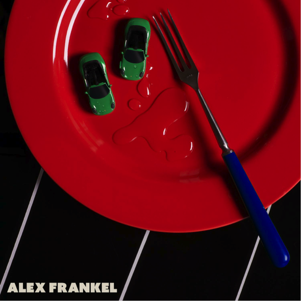 Alex Frankel - Negative Space
