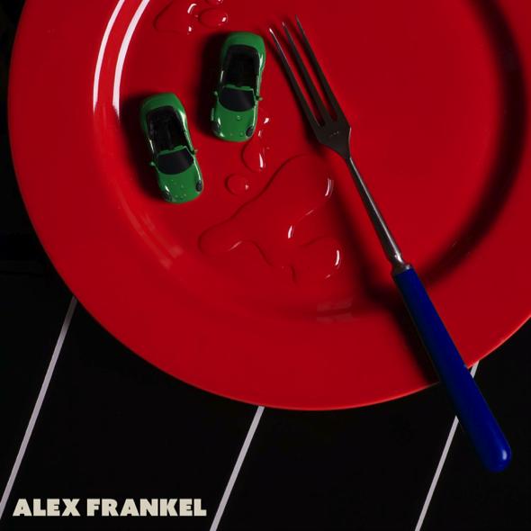 Alex Frankel - Negative Space