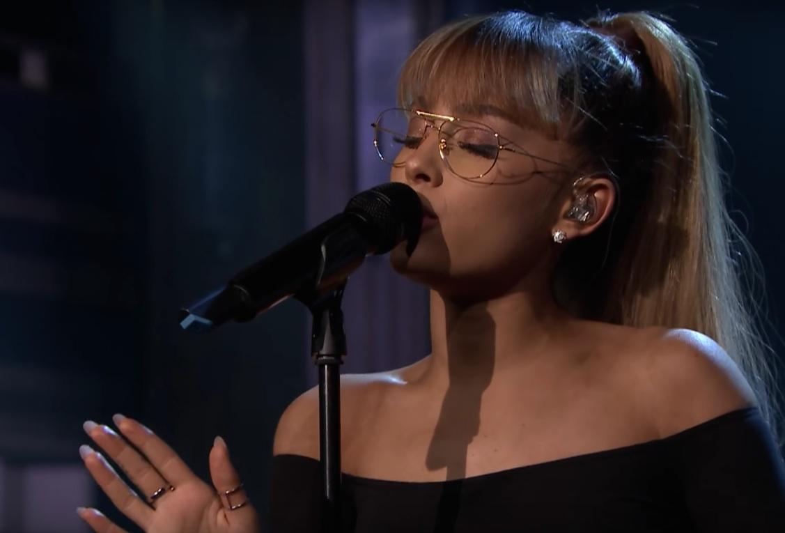 "Watch Ariana Grande Perform Bonus Track ""Jason's Song ..."