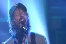 Band Of Horses on Tonight Show