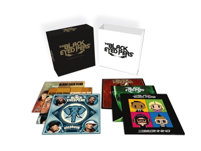 The Black Eyed Peas Complete Vinyl Boxset