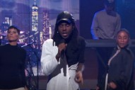 Watch Blood Orange&#8217;s Gorgeous <em>Daily Show</em> Performances