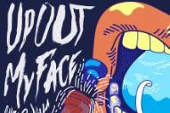 "Cakes Da Killa – ""Up Out My Face"" (Feat. Peaches)"