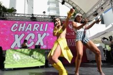 Charli XCX and Tinashe