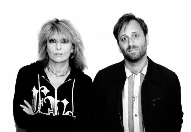Chrissie Hynde and Dan Auerbach
