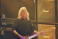AC/DC Bassist Cliff Williams Quits Band
