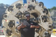 "Atlanta Names Tunnel-Boring Machine ""Driller Mike"" After Killer Mike"