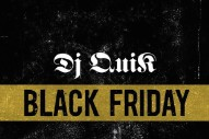 "DJ Quik – ""Black Friday"""