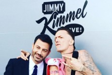 Die Antwoord and Jimmy Kimmel