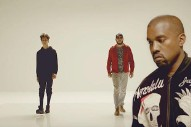 "Francis And The Lights – ""My City's Gone"" (Feat. Kanye West)"