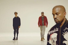 Francis And The Lights and Kanye West