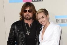 Billy Ray Cyrus Explains Weird Ambient Collab With Daughter Miley