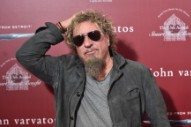 Sammy Hagar Denies Buying Brick From Bikers 4 Trump