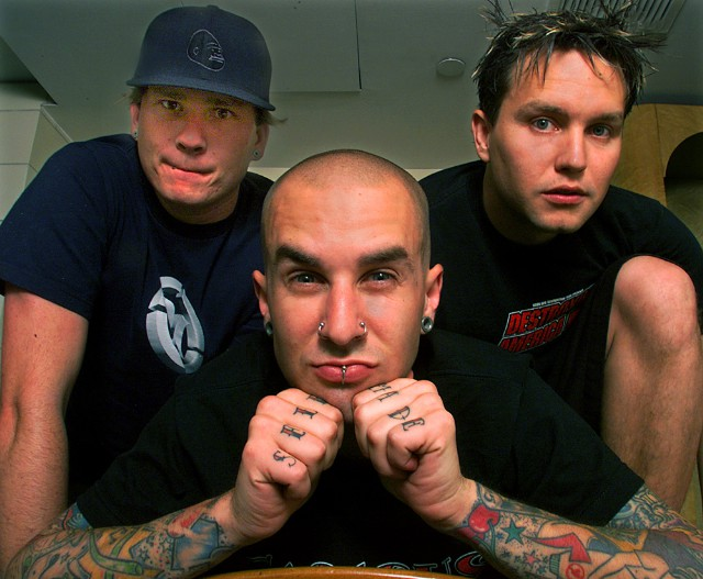 The 10 Best Blink-182 Songs - Stereogum