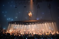 Kanye West Makes Nice With Kid Cudi