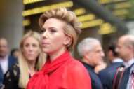 Hear Scarlett Johansson's New Group Cover New Order