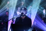 Watch Bon Iver Debut &#8220;8 (circle)&#8221; On <em>The Tonight Show</em>
