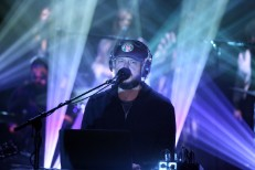 Bon Iver On The Tonight Show Starring Jimmy Fallon