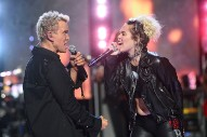 "Watch Miley Cyrus Join Billy Idol On ""Rebel Yell"" At iHeartRadio Fest"