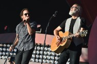 Watch Cat Stevens Perform With Eddie Vedder At Global Citizen Fest