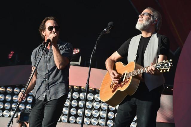 Eddie Vedder & Cat Stevens